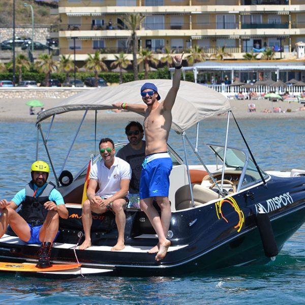 rent a boat benalmadena