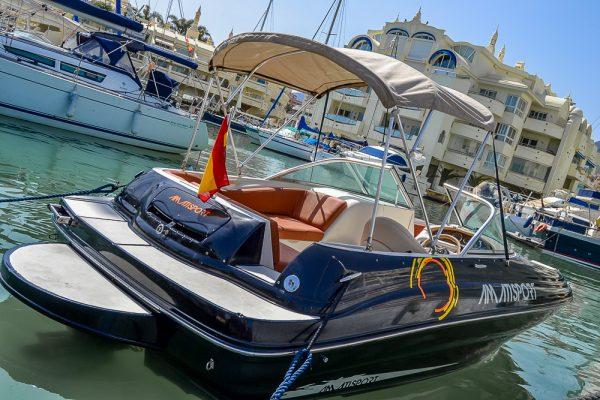 Alquilar Embarcación Puerto Marina