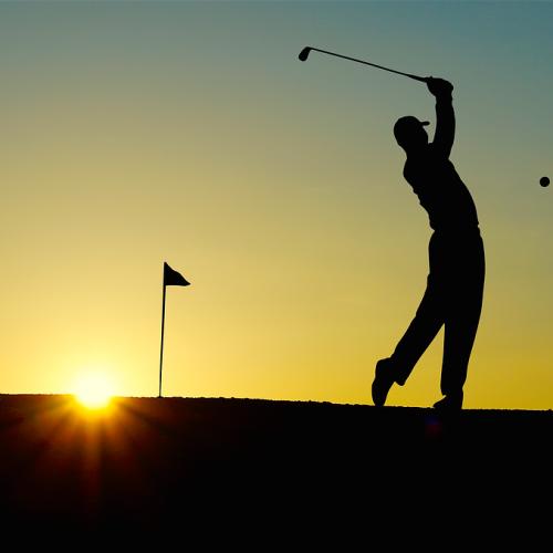 Entrenamiento físico de golf